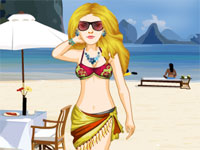 play Beach Bikini Babe