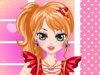 play New Year Makeup