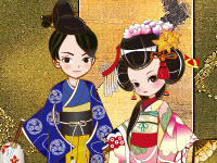 play Japanese King And Queen