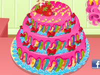 play Cake Decoration Contest