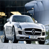 play Mercedes Benz Sls Amg Jigsaw Puzzle