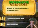 play Dino Quiz