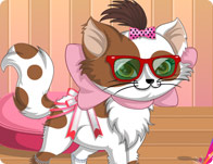 play Kitty The Cat Dress Up
