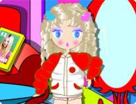 Female Furry Dollmaker Dress Up
