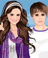 play Selena Gomez And Justin Bieber Hang Out