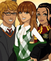 play Hogwarts Scene Maker