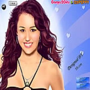 Miley Cyrus Games on Miley Cyrus Make Up   Dress Up Make Up   Mochimedia Games   Gamekb