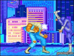 play Super Fighter