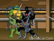 play Teenage Mutant Ninja Turtles - Foot Clan Street Brawl