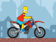 play Bart On Bike 2