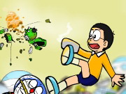 play Doraemon And The Bad Dogs