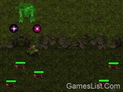 play Starcraft Flash Action 3