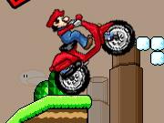 play Mario Bros Motobike 2