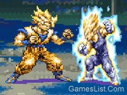 play Dragon Ball Z Power Level Demo