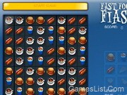 play Fast Food Fiasco