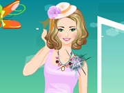 play Rose Party Dress Up