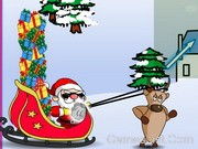 play Merry Christmas Snowfight