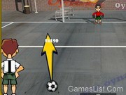 play Ben 10 Super Penalty