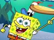 play Spongebob'S Pizza Toss