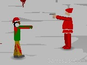 play Christmas Zombie Defence