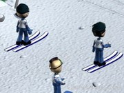 play Ski Slope Showdown