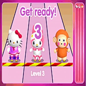 play hello kitty games for girls