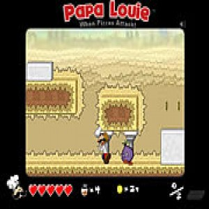 papa louie games when pizzas attack