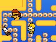 play Simpsons Pacman
