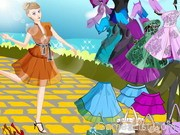 play New Day Dressup