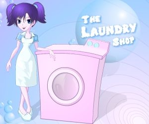 Y8, A10 The laundry shop Game