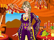 games moroccan party dress