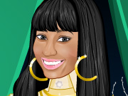 play Nicki Minaj Dress Up