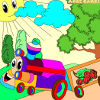 play Kid'S Coloring: Happy Train