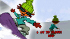 play Rocket Power: Otto'S Killer Carvin' Snowboard 3D