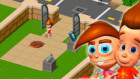 play Jimmy-Timmy Power Hour: Retroville Rescue