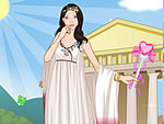 play Goddess Of Love Dress Up