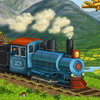 play Happy Train Jigsaw Puzzle