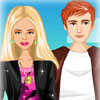 play French Couple Dress Up