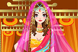 play Traditional Indian Wedding Dress Up