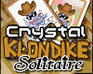 play Crystal Klondike Solitaire