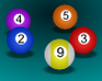play 9-Ball Clear-Up (Pool/Billiards Challenge)