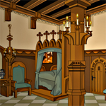 play Castle Bedroom Escape