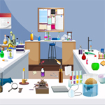 play Hidden Objects-Science Lab