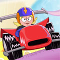 play Lizzie Mcguire Turbo Racer