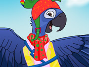 play Rio, The Flying Macaw