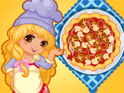 play Lily Is A Pizza Maker