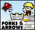 play Forks And Arrows