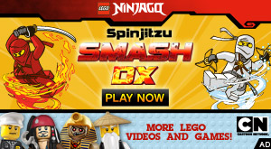 play Ninjago Spinjitzu Smash