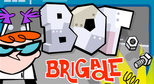 bot brigade and other free dexter's laboratory games at cartoon