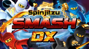 play Ninjago: Spinjitzu Smash Dx